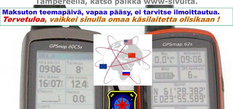 GPS-TEEMAPÄIVÄ 06.04.2019