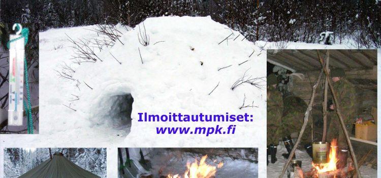Talvitaidot 01-03.02.2019 Pirkkalassa