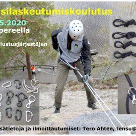 KÖYSILASKEUTUMISKOULUTUS (PERUSKURSSI) 03.05.2020