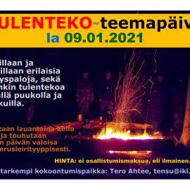 TULENTEKO-teemapäivä la 09.01.2021